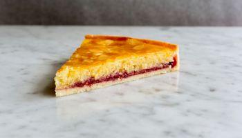 Tarte Amandine Framboise - Gwenn's Bakery
