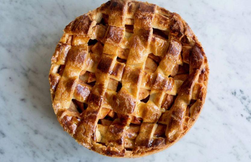 Appeltaart - Gwenn's Bakery