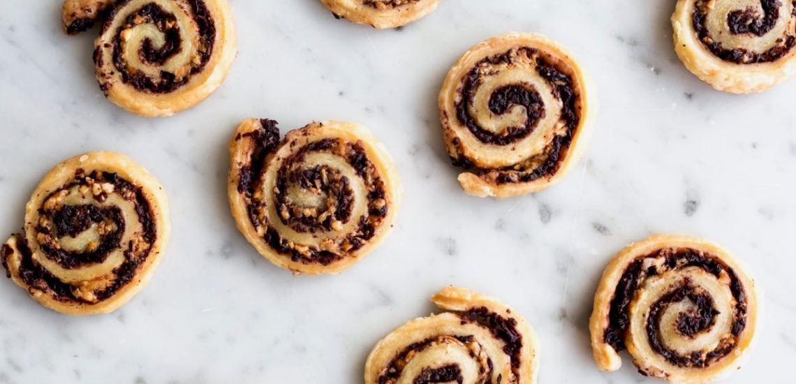 Tapenade koekjes - Gwenn's Bakery