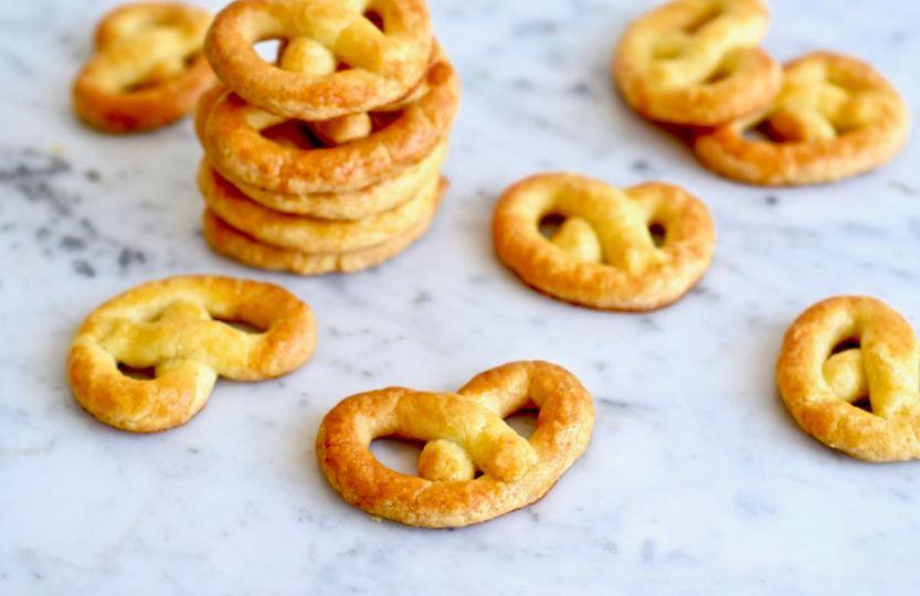 Zoute Krakelingen - Gwenn's Bakery