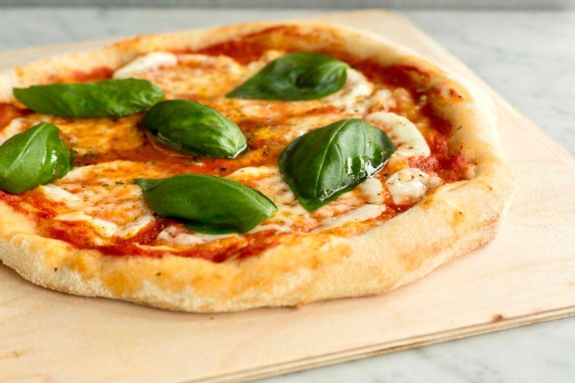Pizza Margherita - Gwenn's Bakery