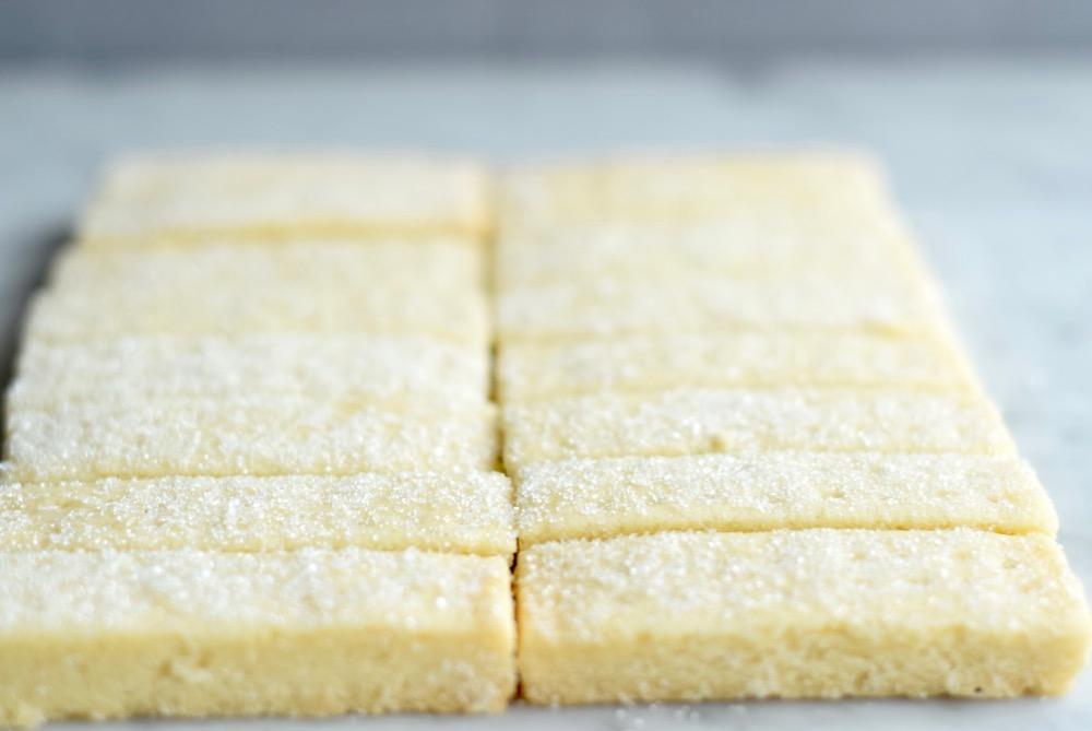Shortbread koekjes - Gwenn's Bakery
