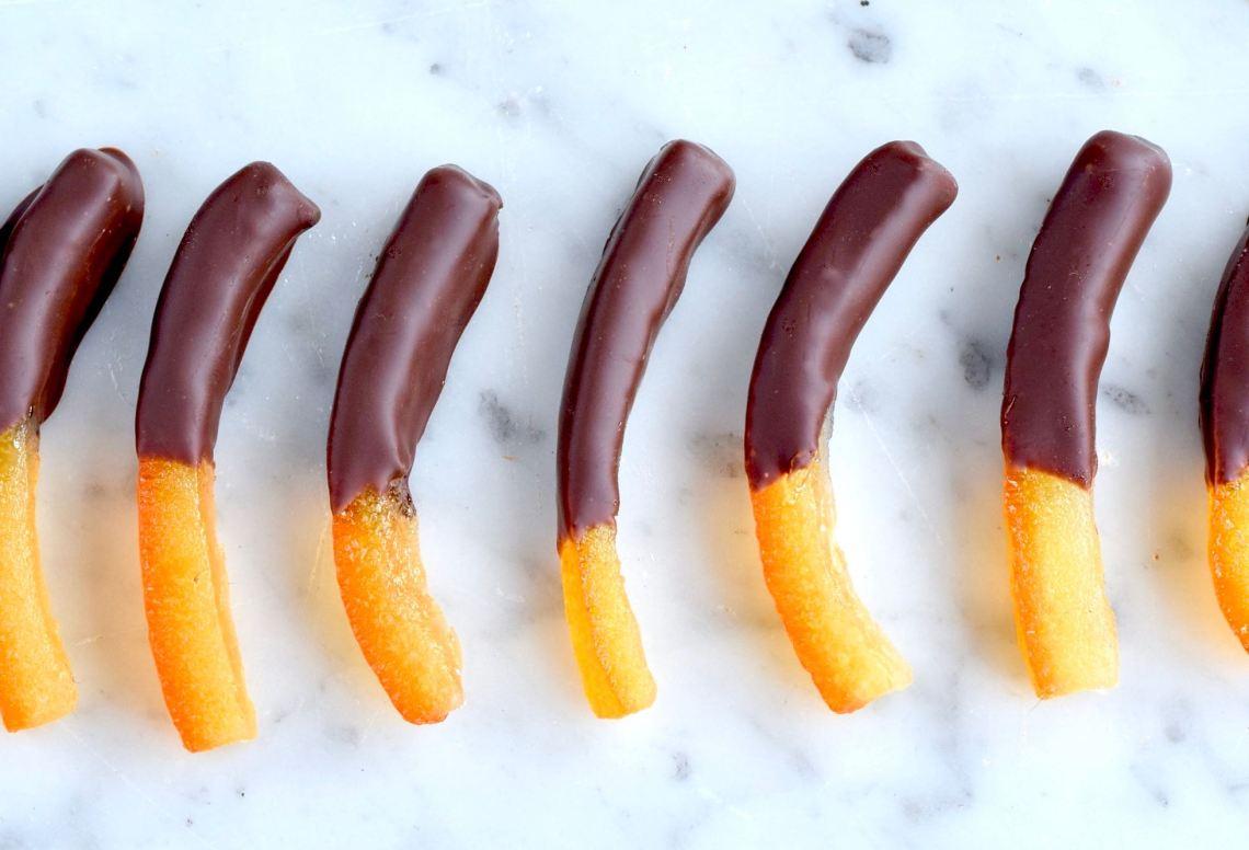 Orangettes - Gwenn's Bakery
