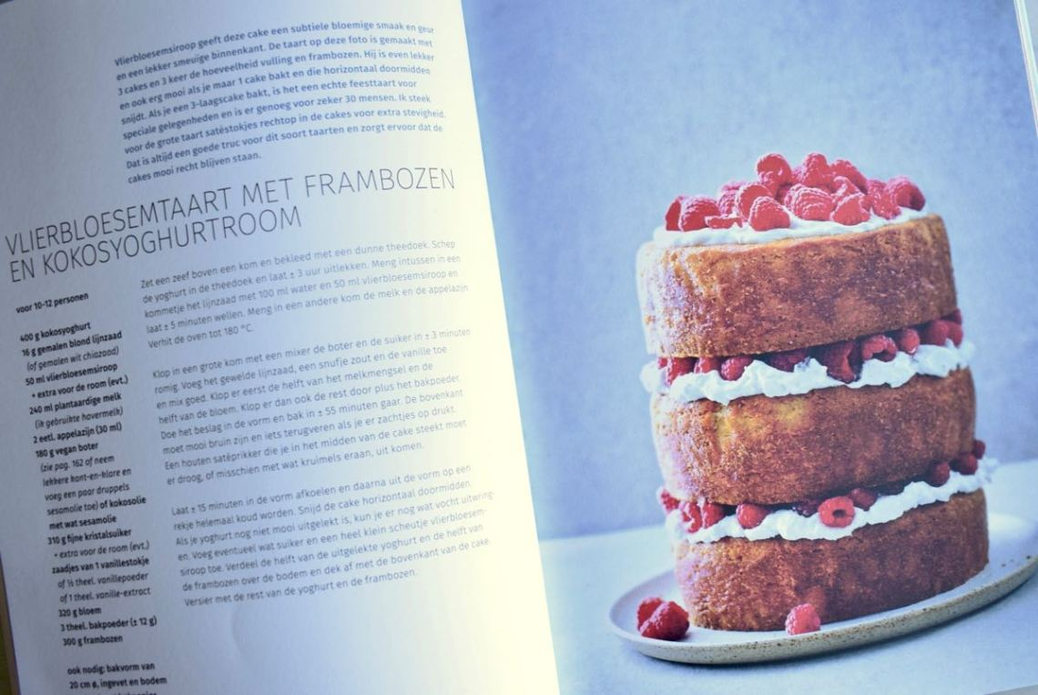 Dosia Bakt Vegan Review - Gwenn's Bakery