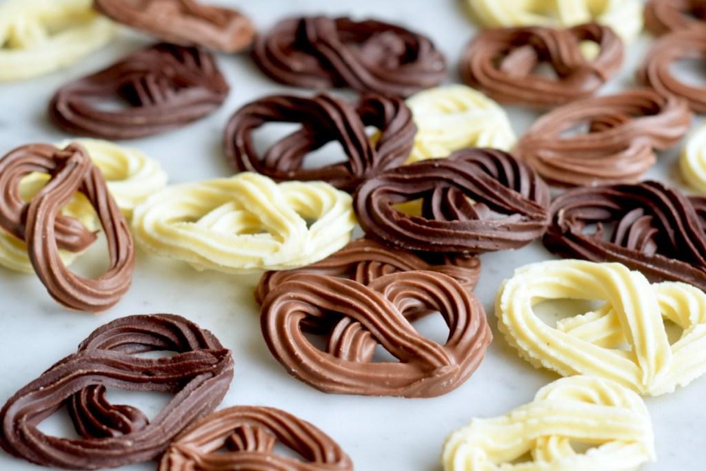 Chocolade krakelingen - Gwenn's Bakery