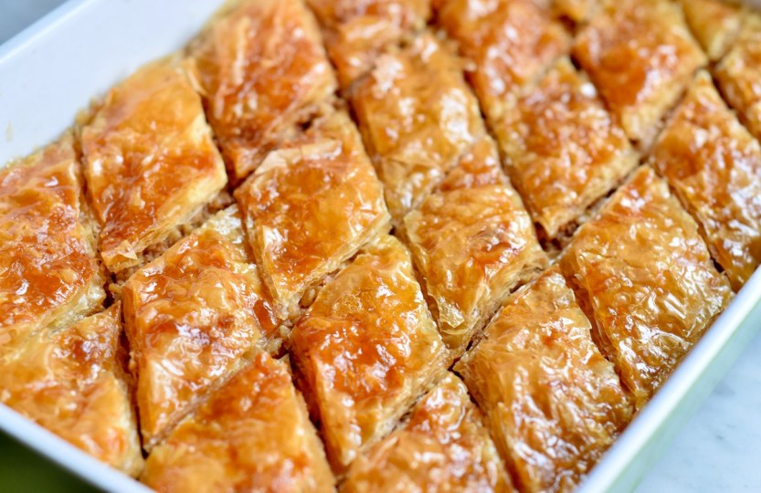 Baklava - Gwenn's Bakery