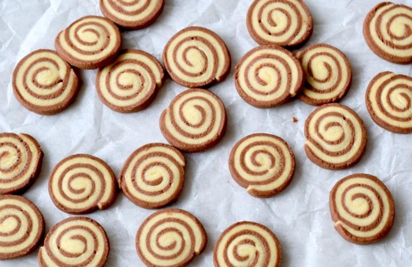 Spiraalkoekjes - Gwenn's Bakery