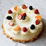 Slagroomtaart - Gwenn's Bakery