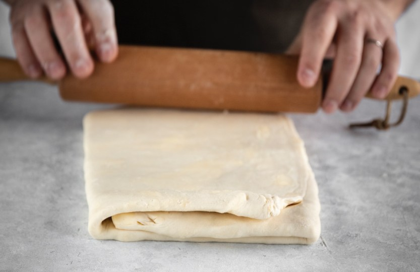 Snel bladerdeeg maken - Gwenn's Bakery