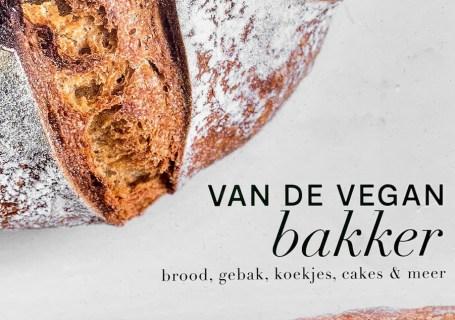 Van de vegan bakker - review - Gwenn's Bakery