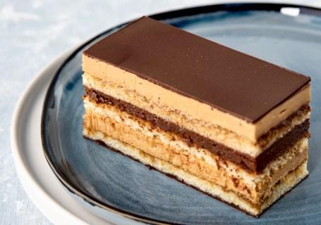Opera taart - Gwenn's Bakery