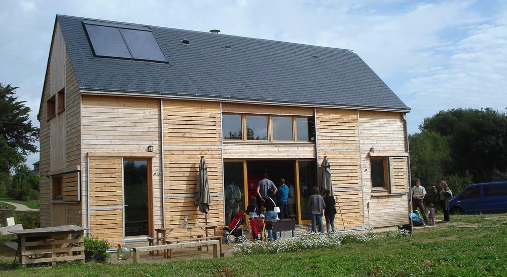 Maison individuelle architecture Bazouges