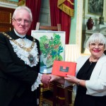 Presentation to Lord Mayor from Women in the City