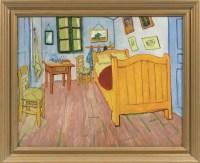 Vincent Van Goghs The Bedroom at the Fairmont Pacific Rim ...