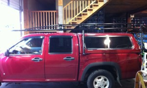 Custom Over-Cab Rack System
