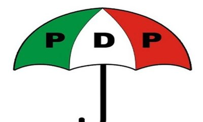 PDP Lagos council chairmen
