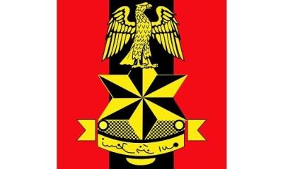 Nigerian army deserted