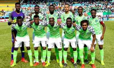 BREAKING: Nigeria's Super Eagles Qualify For 2022 AFCON