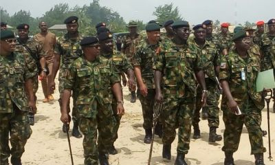 Troops in pursuit of abductors of Kagara school victims – Army