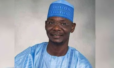 Governor Sule Boko Haram