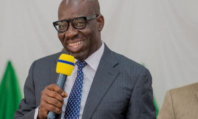 Obaseki Shook The Right Tables With N60bn Mint Expose - PDP Chairman