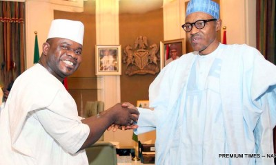 Bello inciting Nigerians Against Buhari