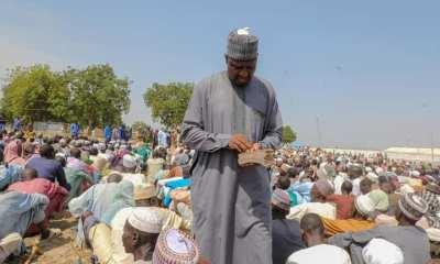 Zulum escaped Boko Haram
