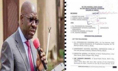 Edo Election Petition Tribunal