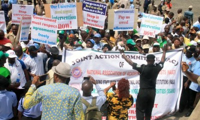 Strike: JUSUN Announces Date For Nationwide Protest