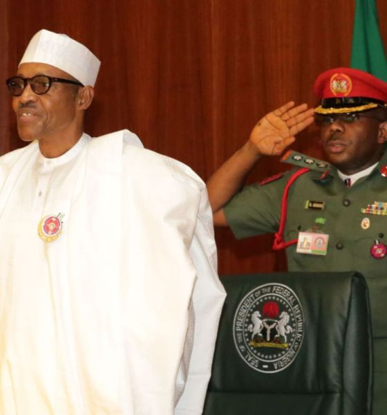 Insecurity: Buhari Issues New Directives To Nigeria Immigration Service