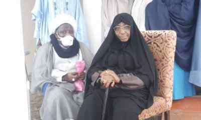 El-Zakzaky's Wife Does not have COVID-19