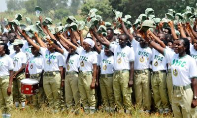 NYSC ban on religious meetings