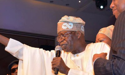 Tinubu's Men Spread Out