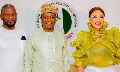 REVEALED! How Tonto Dike Lied On Latest Ambassadorial Appointment