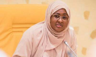 Aisha Buhari Why First Lady's Office Should Be Institutionalized ― Aisha Buhari