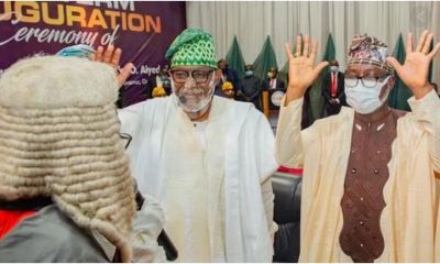 Video: Akeredolu Unveils New Strategy To Governance