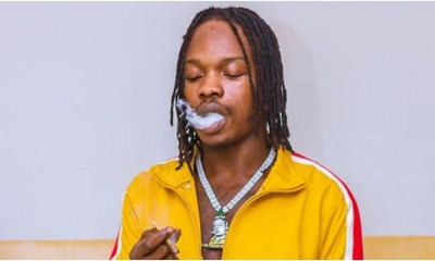 Naira Marley To Ban alcohol, legalise weed 'If' He Becomes President