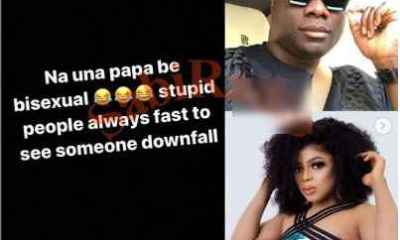 Billionaire, Mompha Reacts To Being Bobrisky's Lover