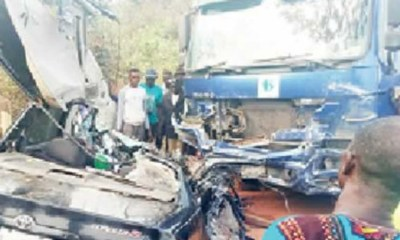 One Dead, Another Injured In Lagos-Ibadan Expressway Accident