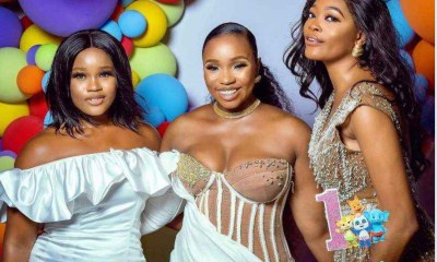 CeeC Dragged By Fans Over Real Photo Of Her Stomach