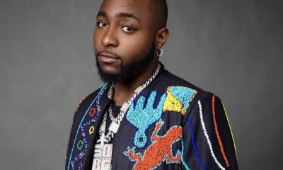 Celebrity Nigerian Artist Davido Performs On Jimmy Kimmel Live Show