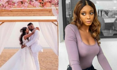 Teminikan Reacts To Rumors That She Is Dating Adekunle Gold