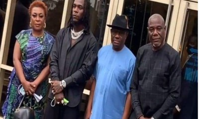 Burna Boy Did Not Receive Money From Wike – Manager