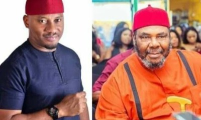 Yul Edochie Disagrees With Father Pete Edochie