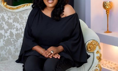Let's Hold One Another With Grace – Toyin Abraham