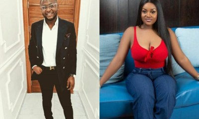 Ubi Franklin Turns Chioma's Hypeman As He Begs Her To Do Giveaway
