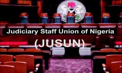 Judiciary Funds Must Be Deducted Directly From Source By AGF– JUSUN insists