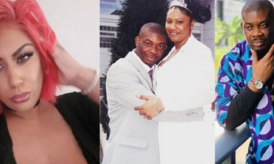 Don Jazzy Married His Ex-Wife Because She Was Pregnant-Man