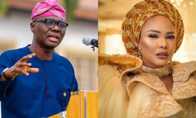 Iyabo Ojo Laments Bitterly As She Cries Out Over COVID Restrictions