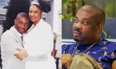 """I Was Married At 20""-Don Jazzy Reveals"